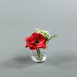Boule S - Poppy Rouge