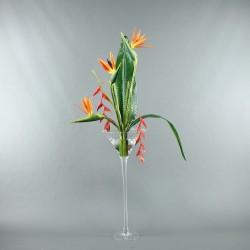 Martini L - Oiseau de paradis, Pendula rouge