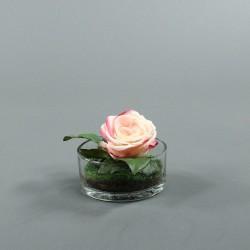 Cylindric bas - Rose rose