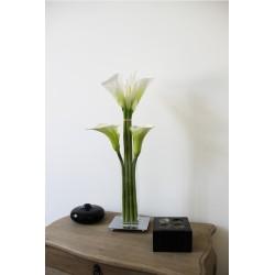 Lumi Chrome GM - Arums blanc