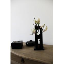 Compo Cristal PM Black - Magnolia blanc