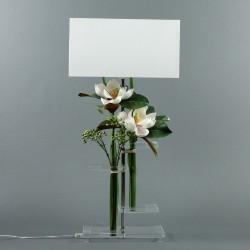 Flat L - Magnolia fashion blanc (67148)