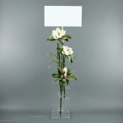 Flat XL - Magnolia blanc (67162)