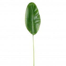 Feuille de Bananier 99cm - Vert