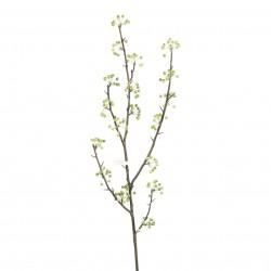 Branche de baies 108cm - Vert