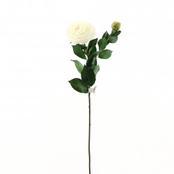 Camélia 63cm - Blanc