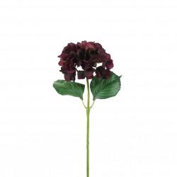 Hortensia 51cm - Pourpre