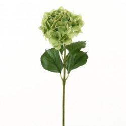 Hortensia 79cm - Vert