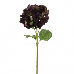 Hortensia 79cm - Pourpre