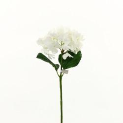 Hortensia 51cm - Blanc