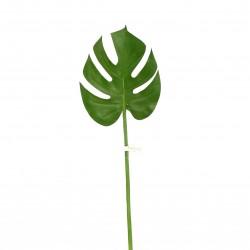 Feuille Monstera 58cm - Vert clair
