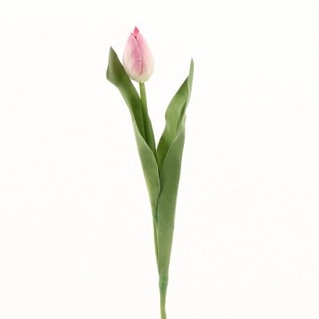 Tulipe 41cm - Rose