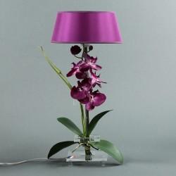 Flat S - Orchidée fushia (74115)