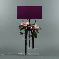Flat L - Magnolia fashion fushia (77789)
