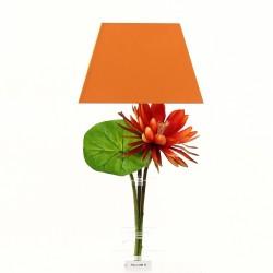 Flat S - Lotus orange