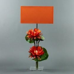 Flat M - Lotus orange, pod