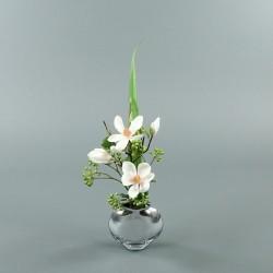 Moon silver S - Magnolia blanc (79172)