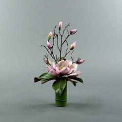 Bambou M - Magnolia fashion fushia (79875)