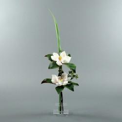 Flat S - Magnolia fashion blanc (67063)
