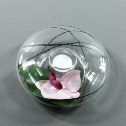 Satellite M - Orchidée rose