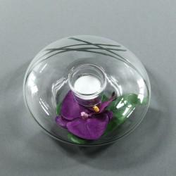 Satellite M - Orchidée fushia