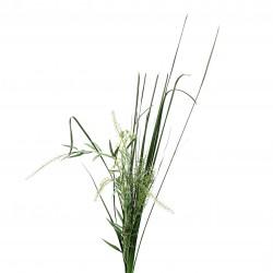 Herbes mixtes en fagot 127cm - Vert