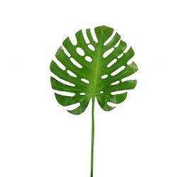 Feuille Monstera 124,5cm - Vert clair